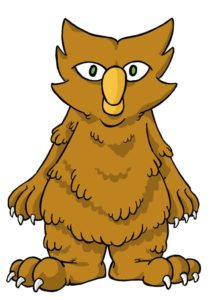 Light Owlbear