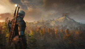 Witcher Landscape