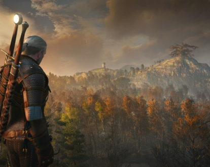 Witcher Landscape