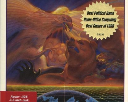 Balance of Power 1990 cover