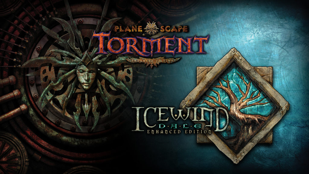 Planescape and Icewind Dale